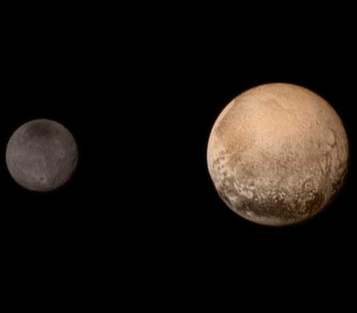 Cientistas lançam campanha para repor Plutão como planeta