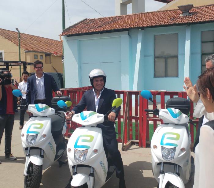 eCooltra: O futuro de Lisboa em 170 motas elétricas