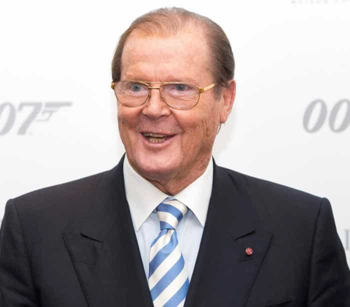 Morreu Roger Moore, o eterno agente 007. Recorde a sua carreira