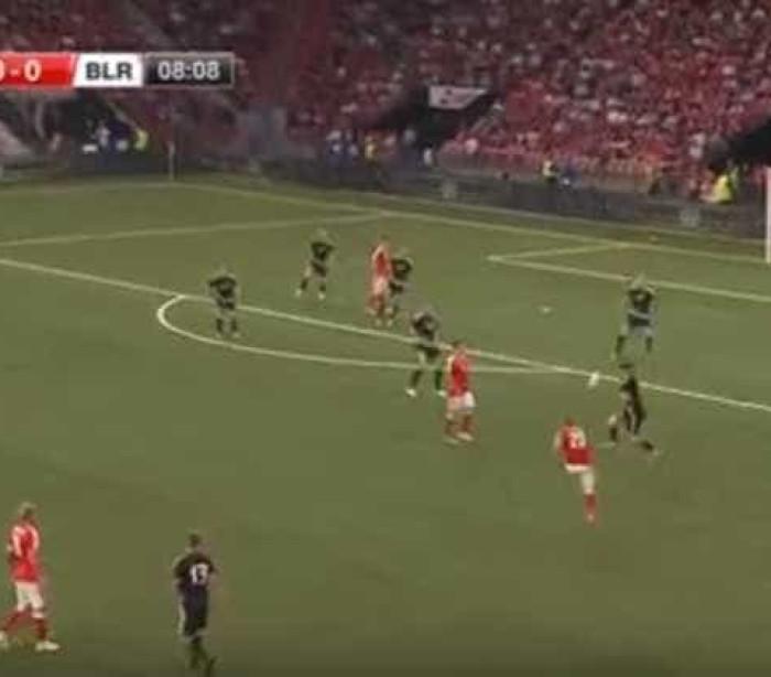 Suíça vence Bielorrússia em jogo de preparação