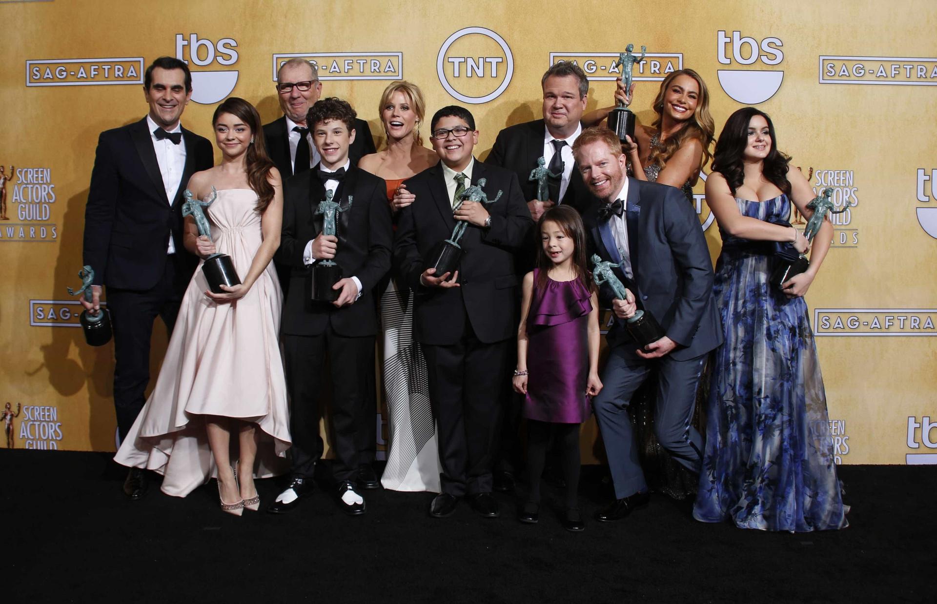 'Golpada Americana' abre alas para Óscares nos SAG Awards