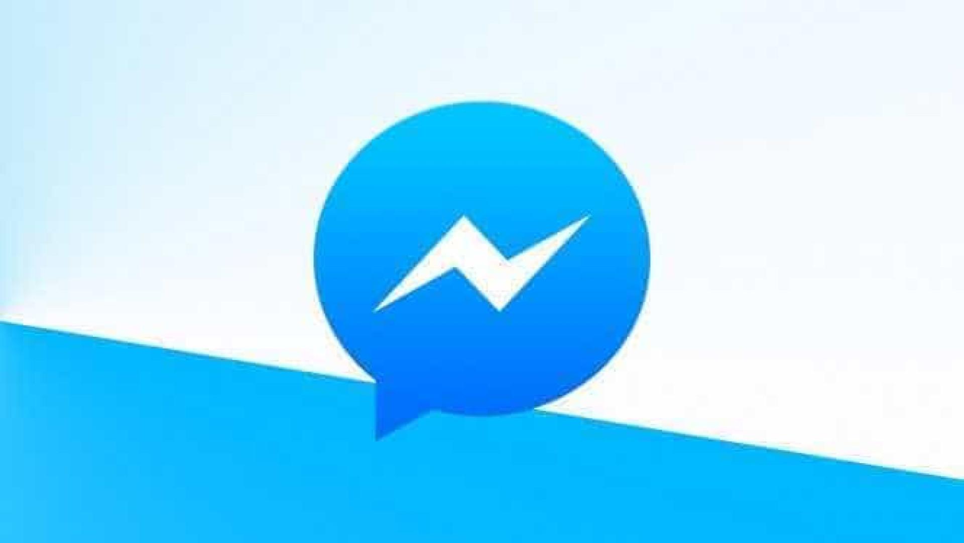 Nova versão do Messenger teve direito a mais imagens