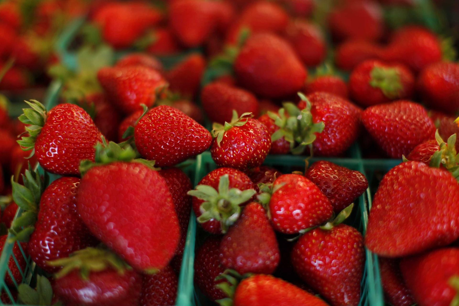 Sete alimentos que ajudam a combater as rugas