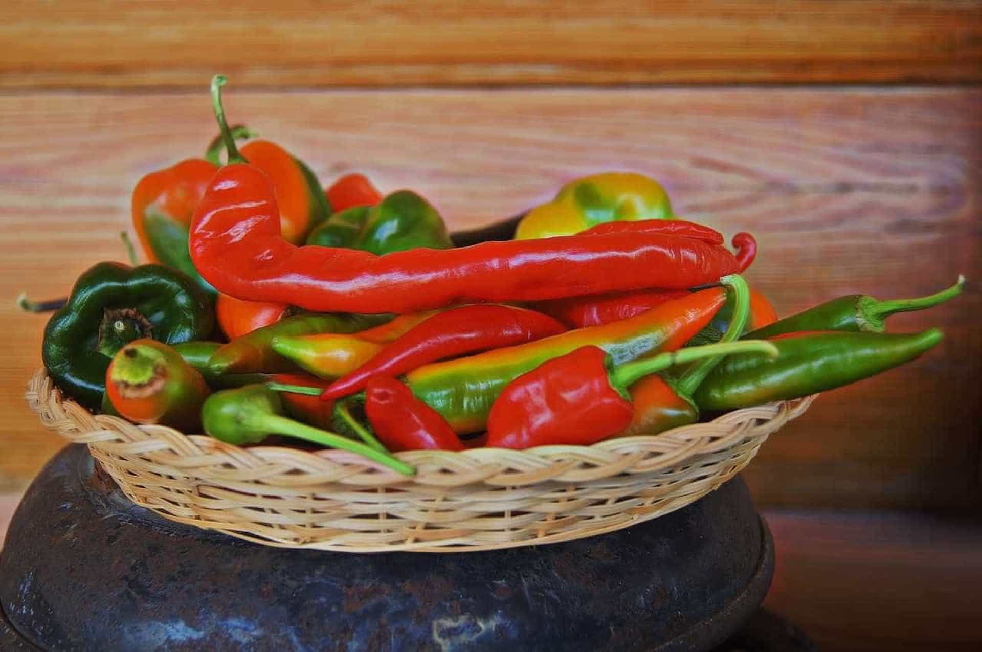 Os melhores alimentos para aumentar a 'chama'