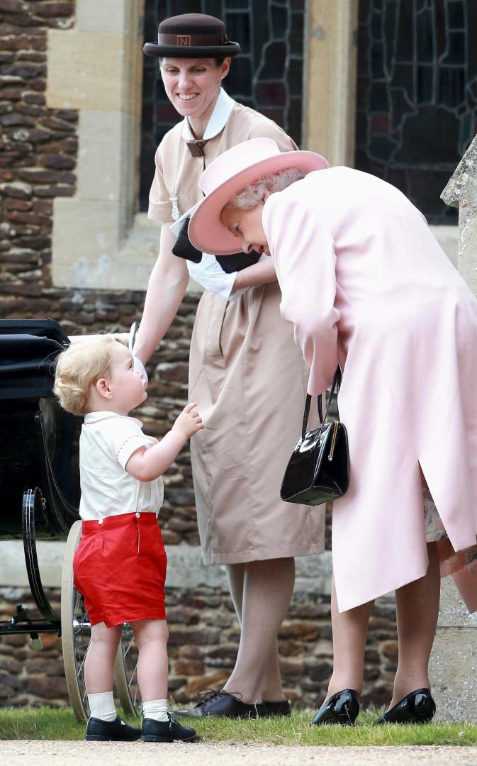 Quem é a ama que cuida dos filhos de William e Kate?