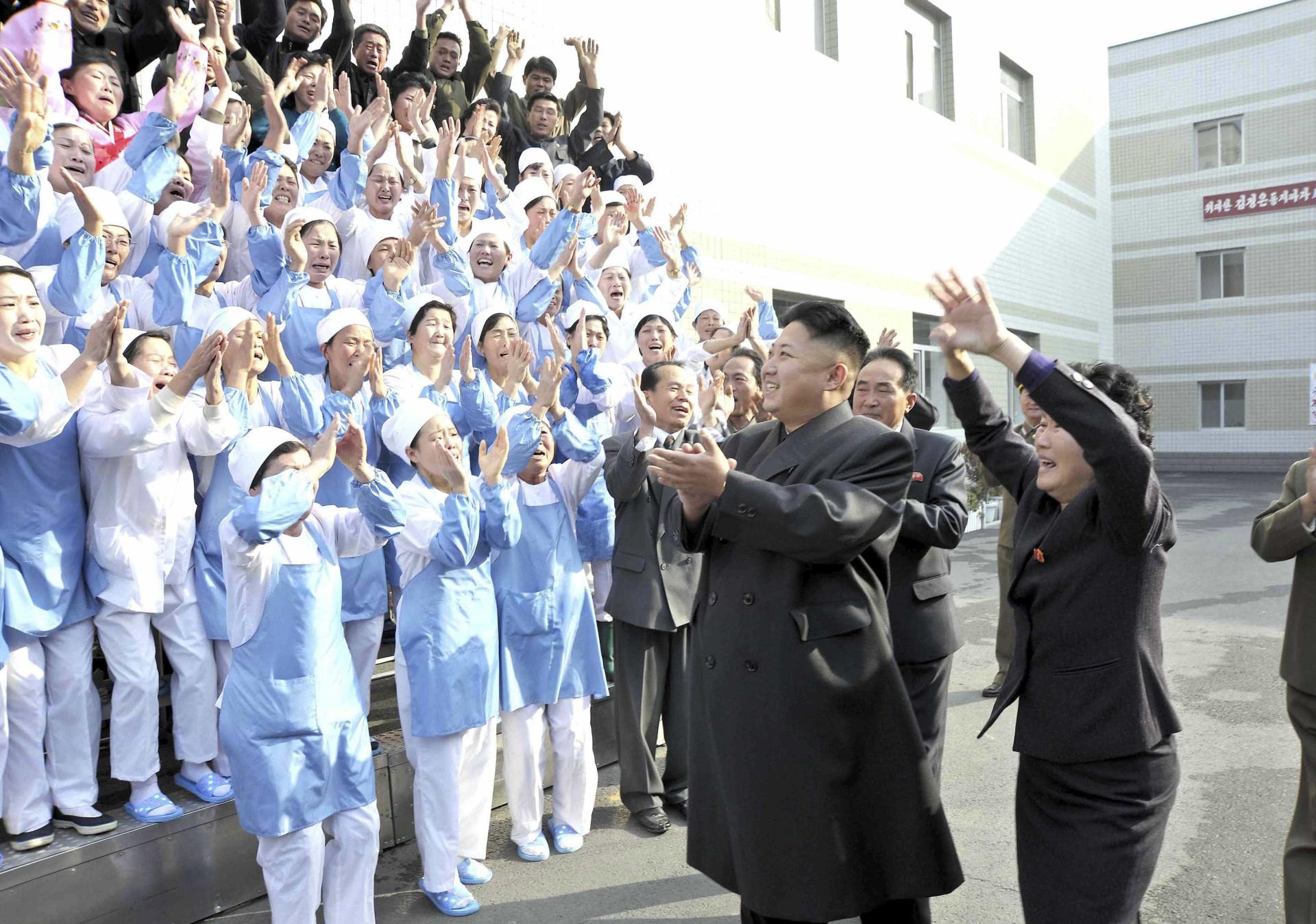Kim Jong-un, um ditador... e um 'ladie's man'
