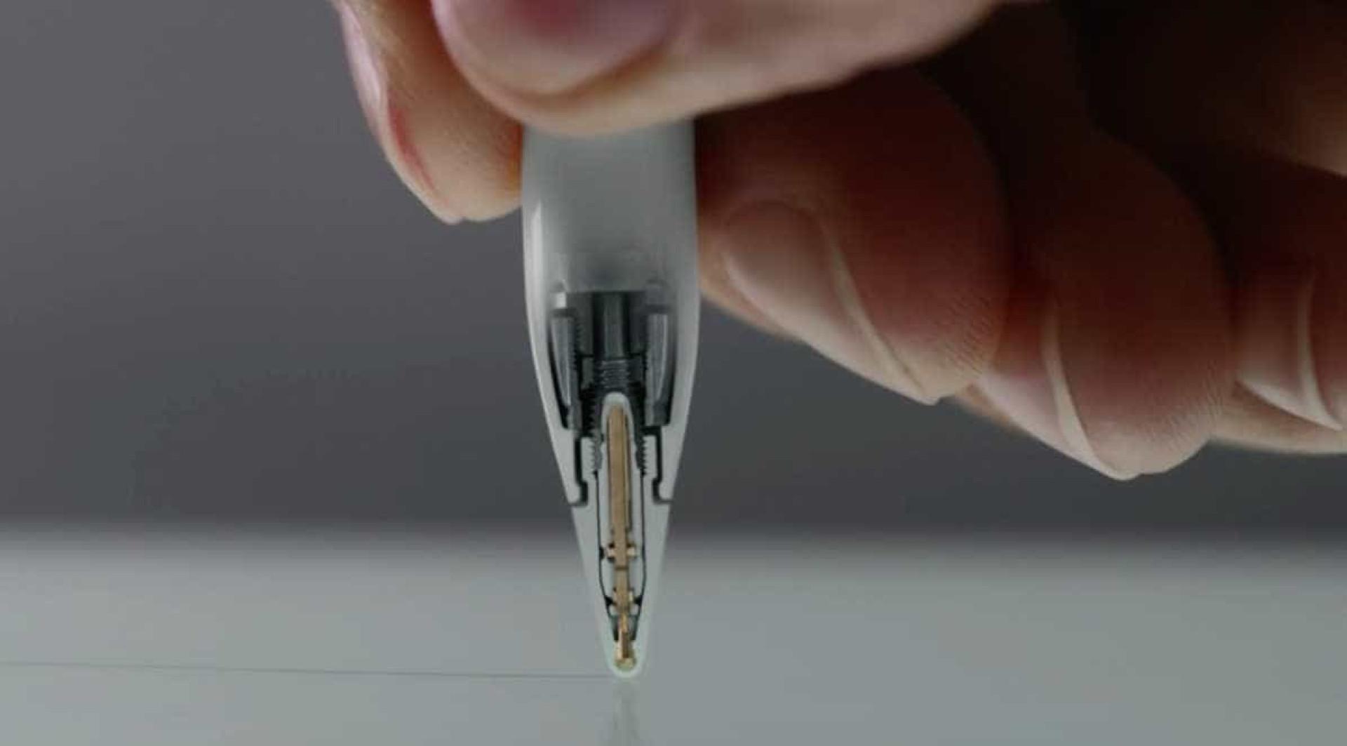 Usar 'caneta' no iPhone? Há novas pistas