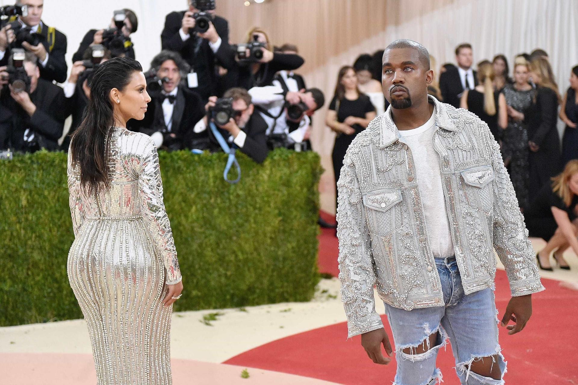 Eis o 'segredo' do casamento de Kanye West e Kim Kardashian