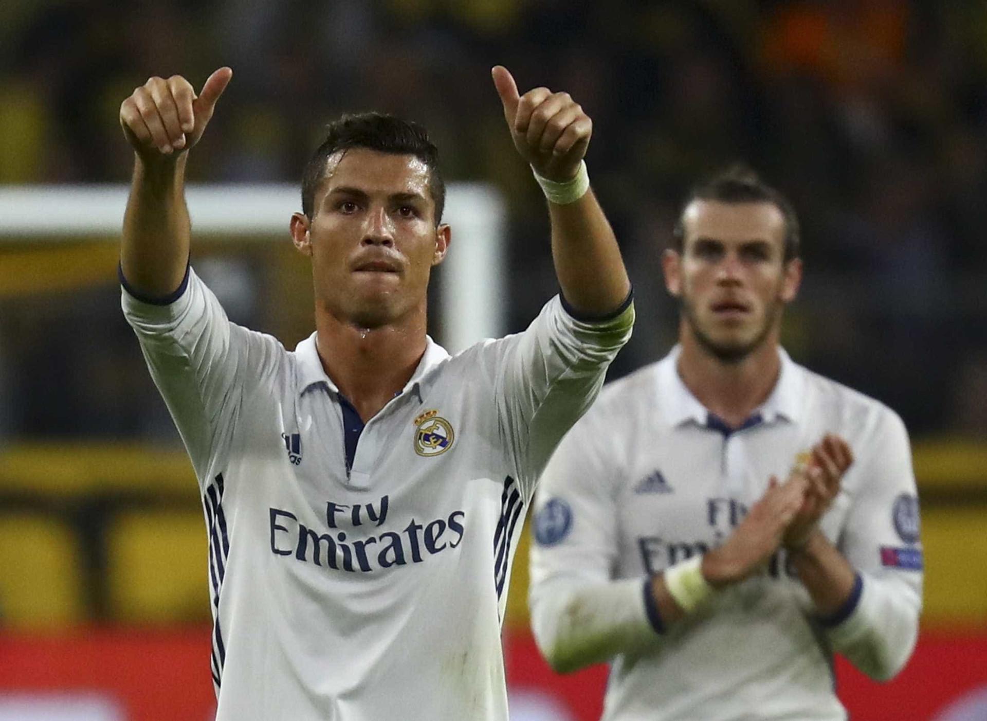 Forza Football elege Ronaldo como melhor jogador do mundo
