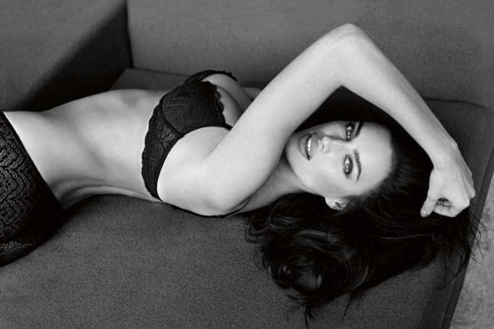 """Irina Shayk: """"Não sou perfeita e também tenho dias maus"""""""