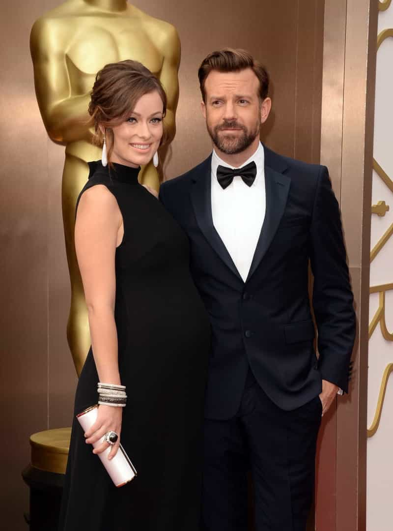 As melhores fotos do casal Olivia Wilde e Jason Sudeikis