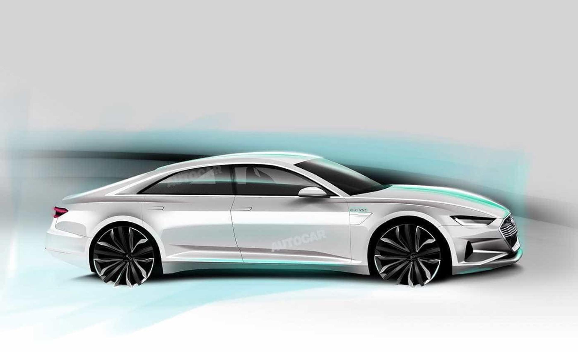 Conheça os três modelos elétricos da Audi