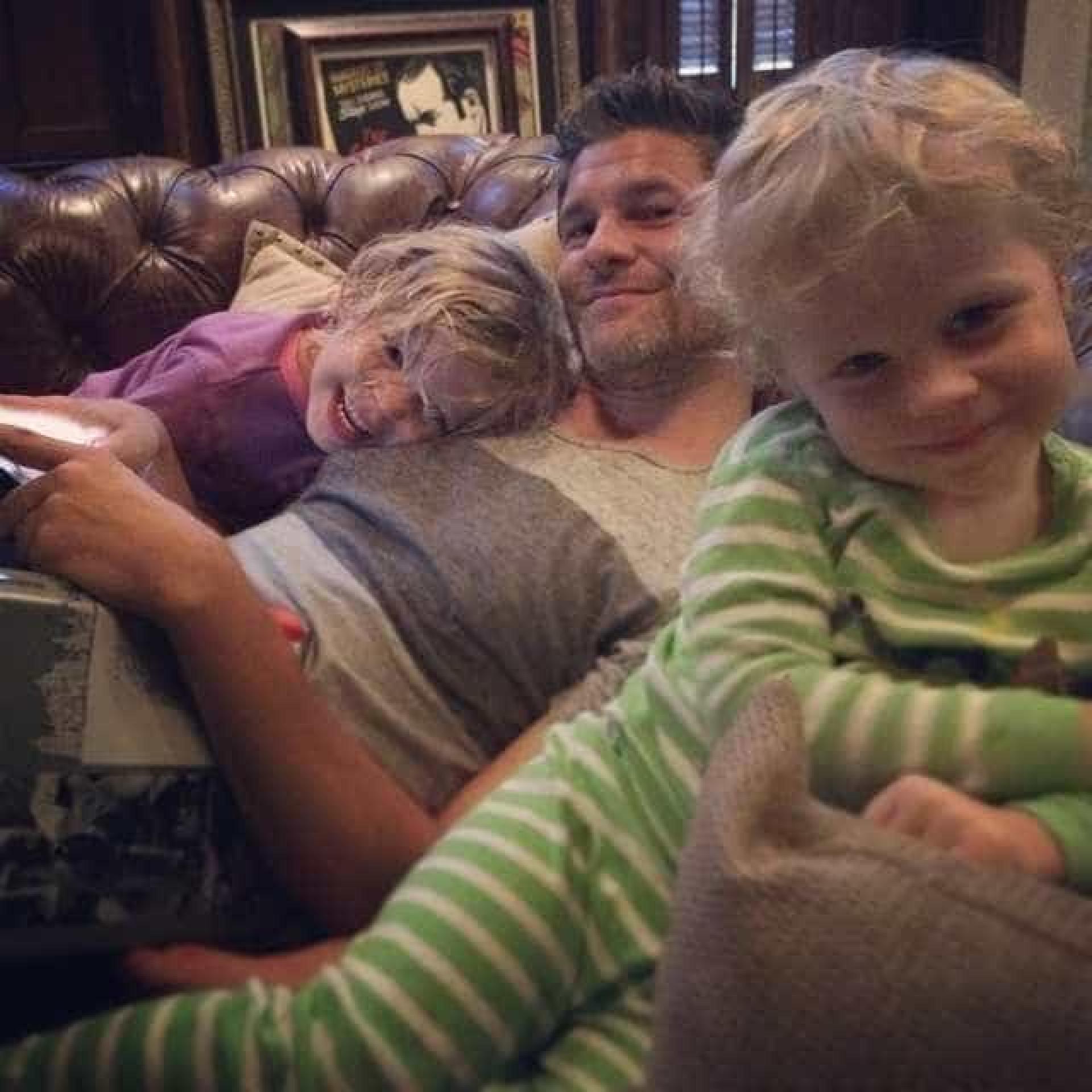 Os melhores momentos de Neil Patrick Harris com os filhos