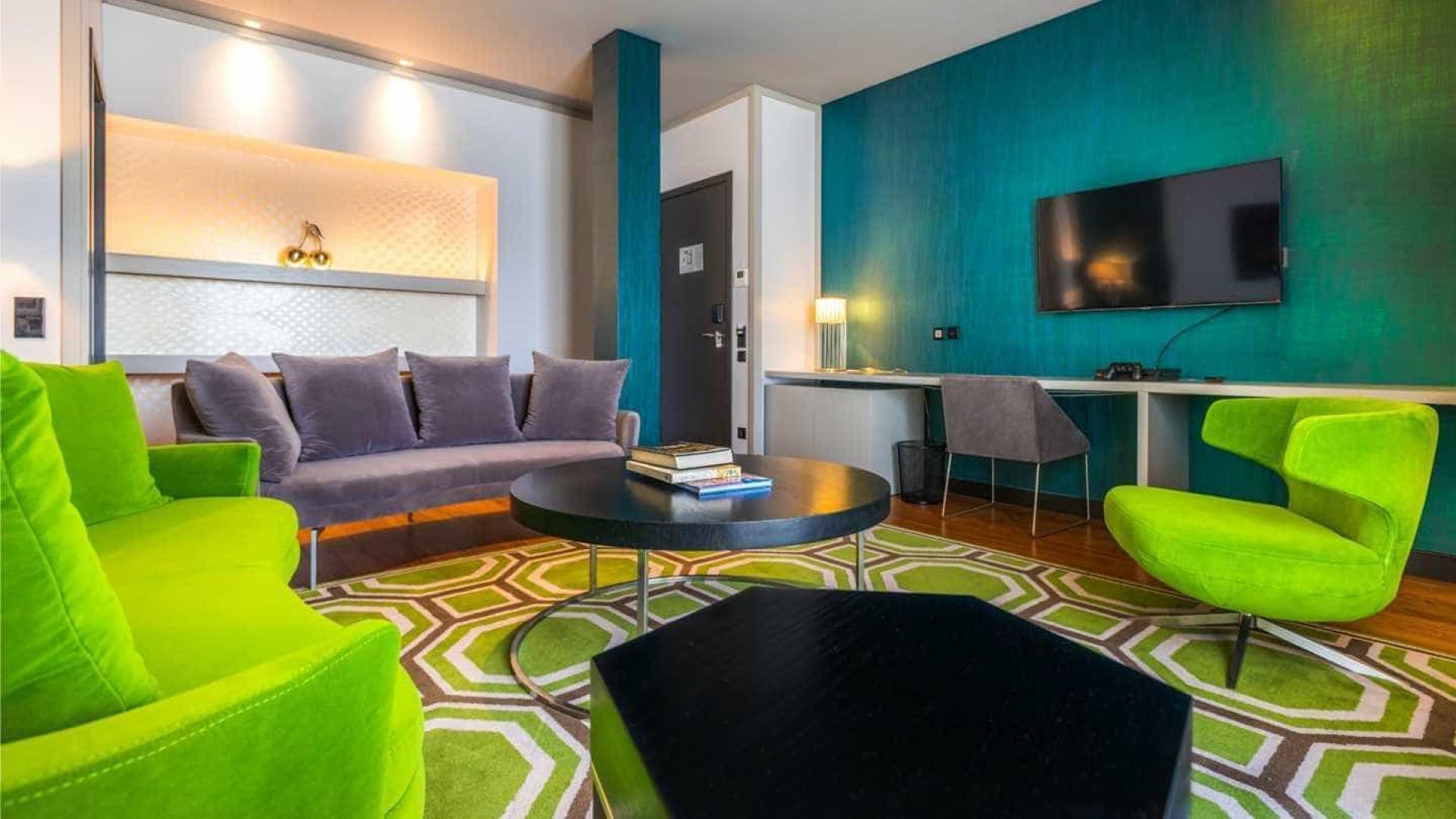 O novo hotel de Ronaldo em Lisboa é o espelho dele próprio