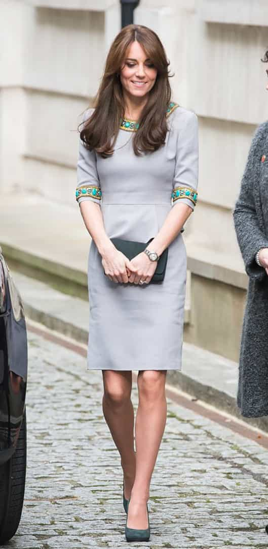 As marcas de roupa preferidas de Kate Middleton