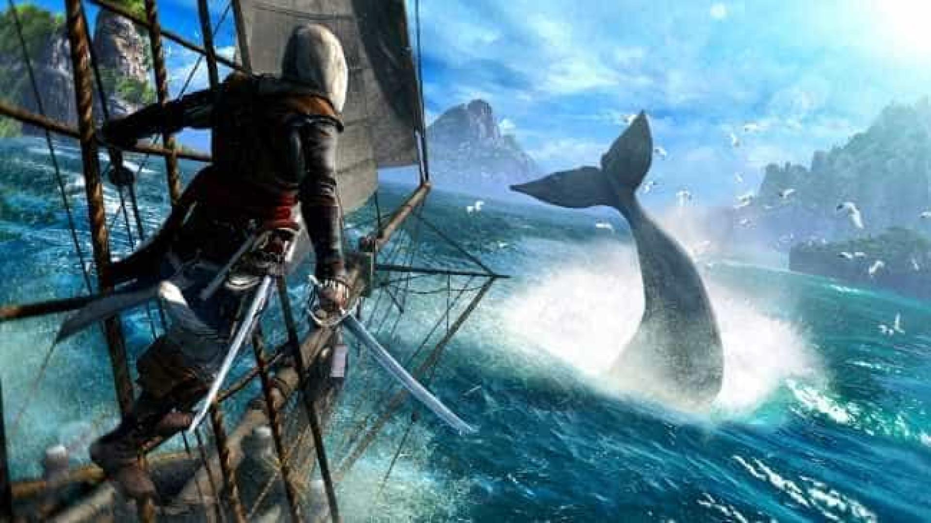 Os jogos que oferecem os melhores mundos virtuais para explorar