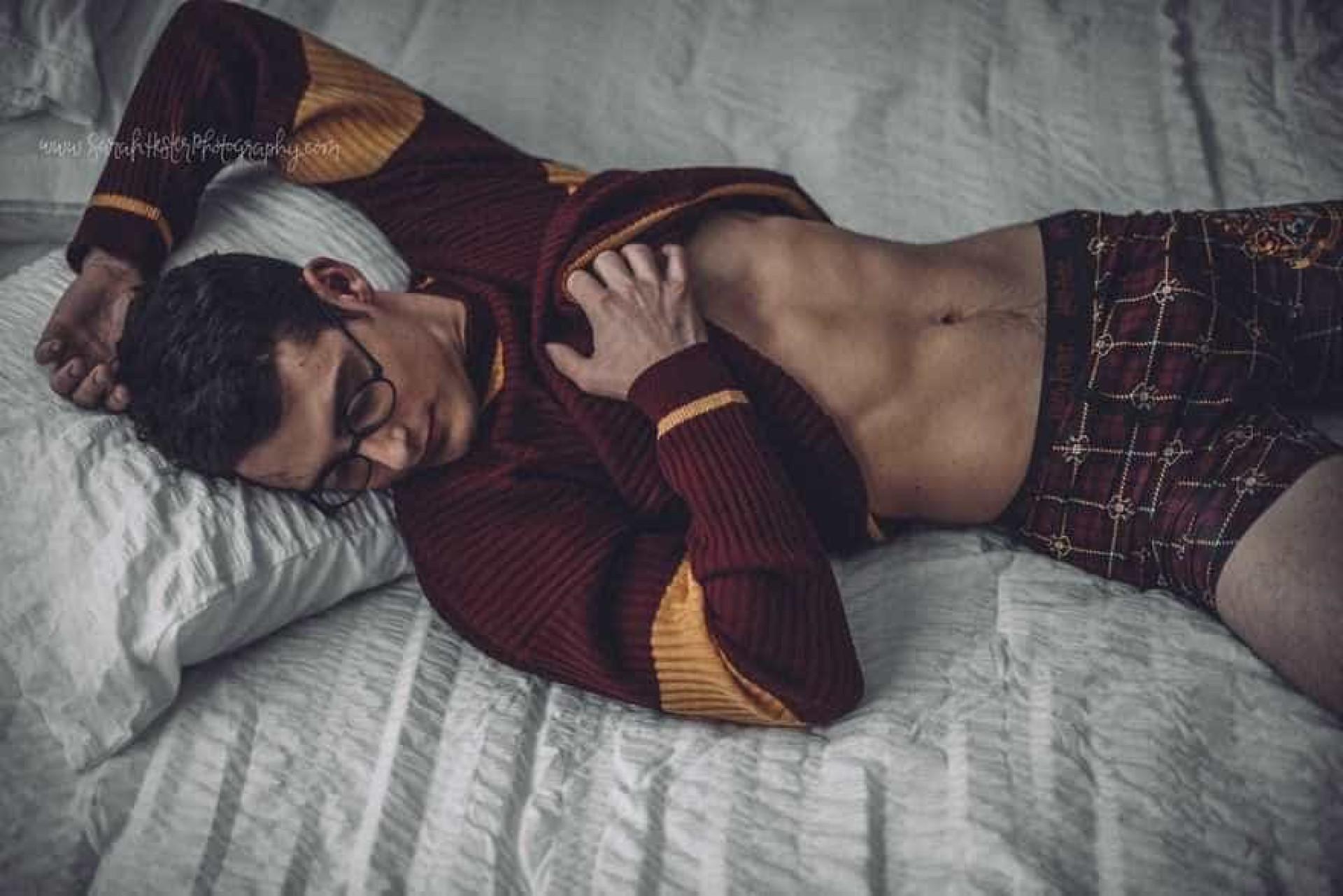 Não é magia, o Harry Potter também pode ser sexy