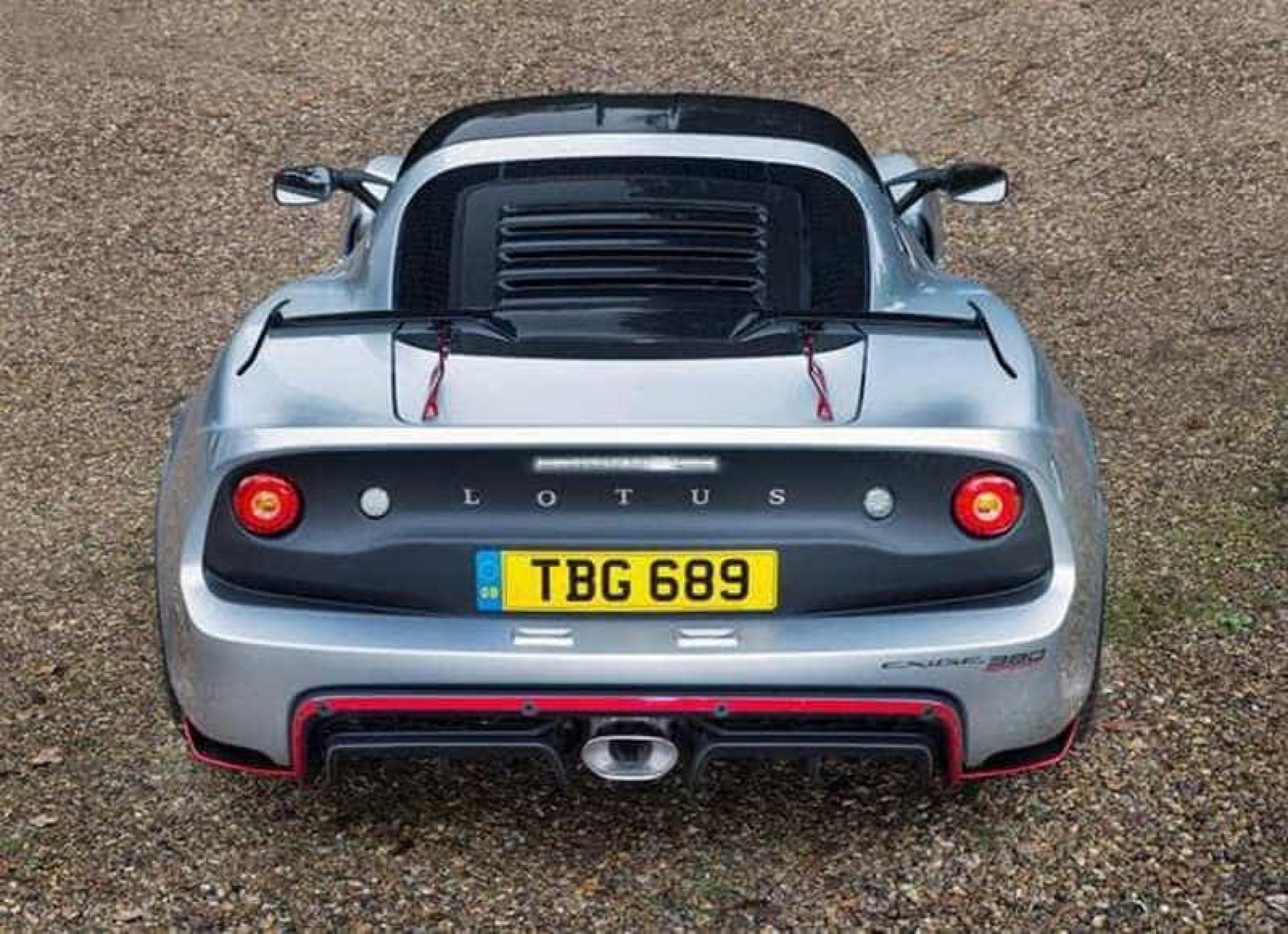 Lotus: O Exige mais rápido do mundo já foi apresentado