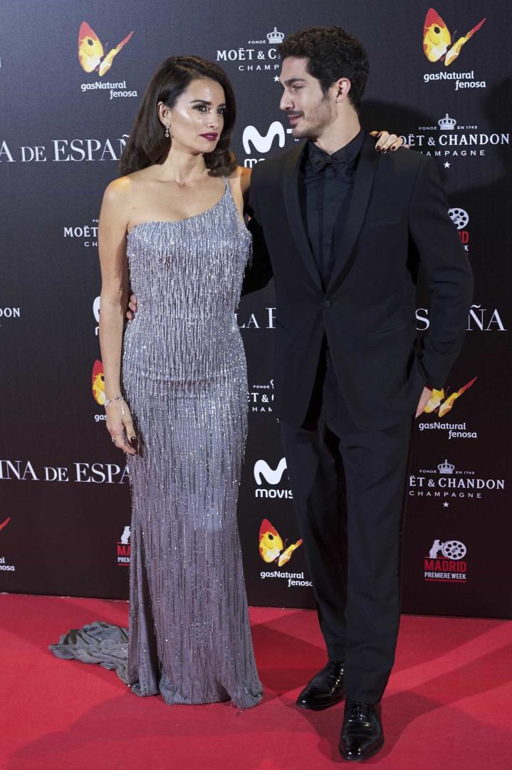 Penélope Cruz arrasa na estreia de filme