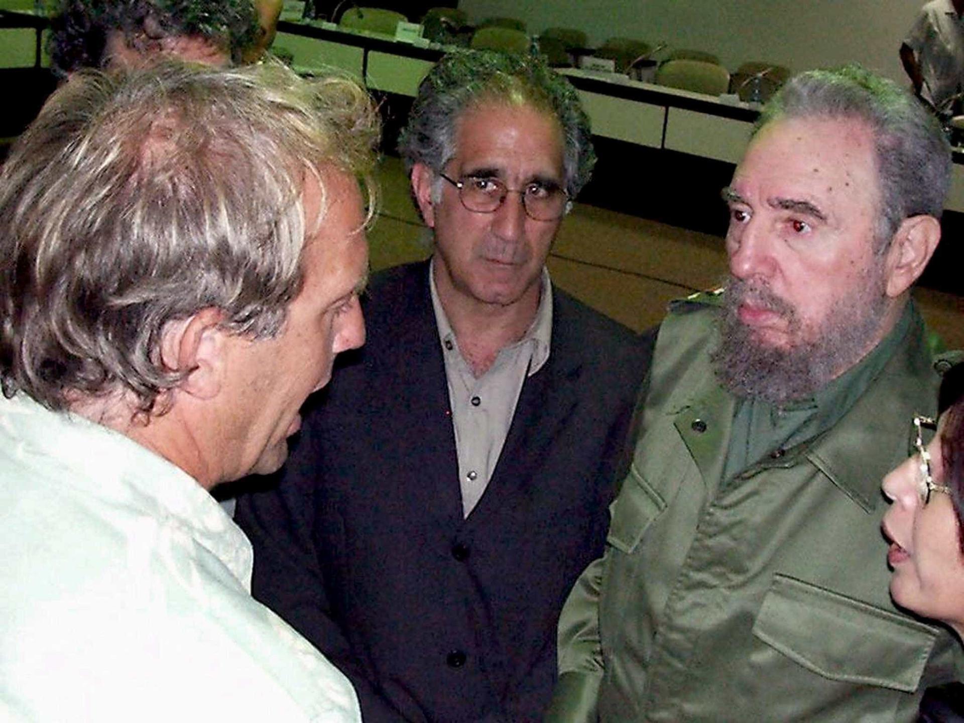 Fidel Castro: 90 anos de vida, 1001 encontros com a História