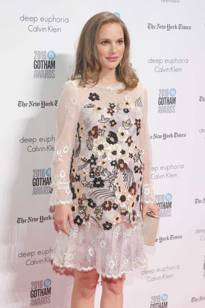 Natalie Portman brilha nos Gotham Independent Film Awards