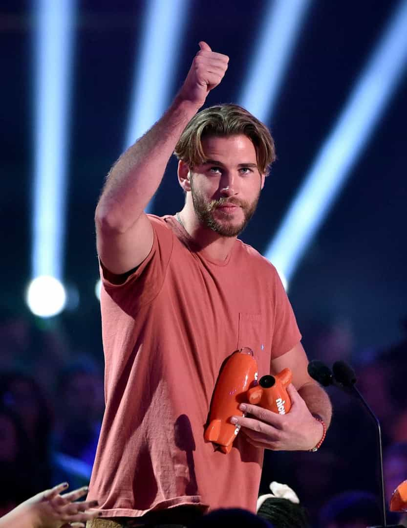 A genética dos Hemsworth é abençoada?