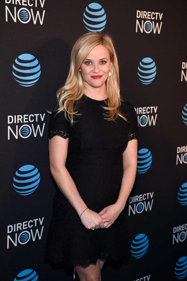 Reese Witherspoon e Sarah Parker 'brilham' na passadeira vermelha
