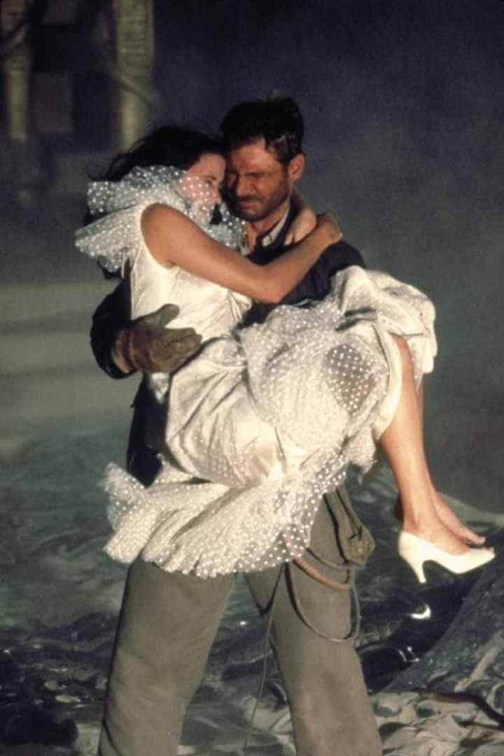 O que é feito da 'namorada' de Indiana Jones?