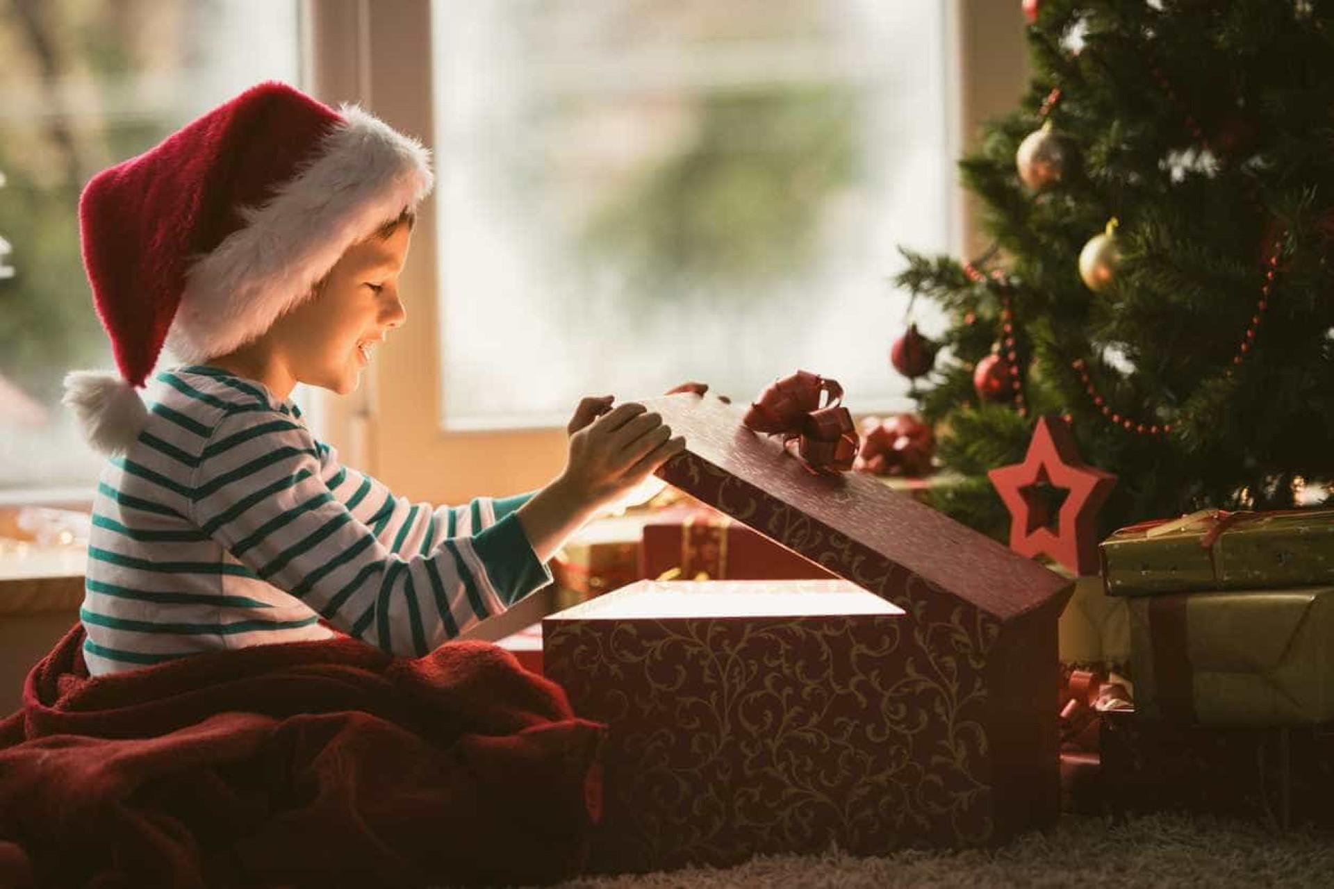 Nem só de brinquedos se faz o Natal dos miúdos. Eis dez presentes 'cool'