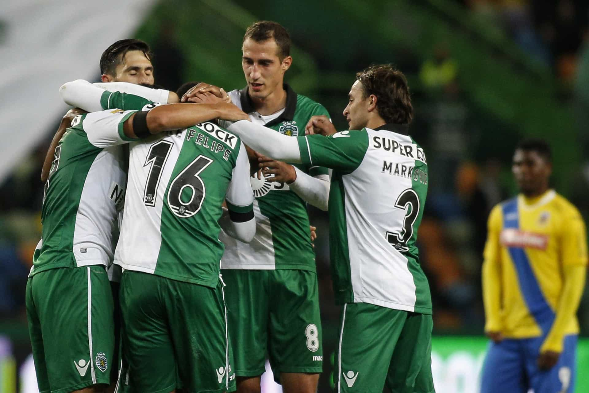 [1-0] 'Segunda linha' não dececiona e vence Arouca com bom golo de Ruiz