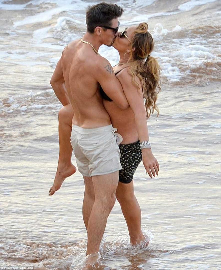 Confirma-se: Mariah Carey tem mesmo um novo namorado