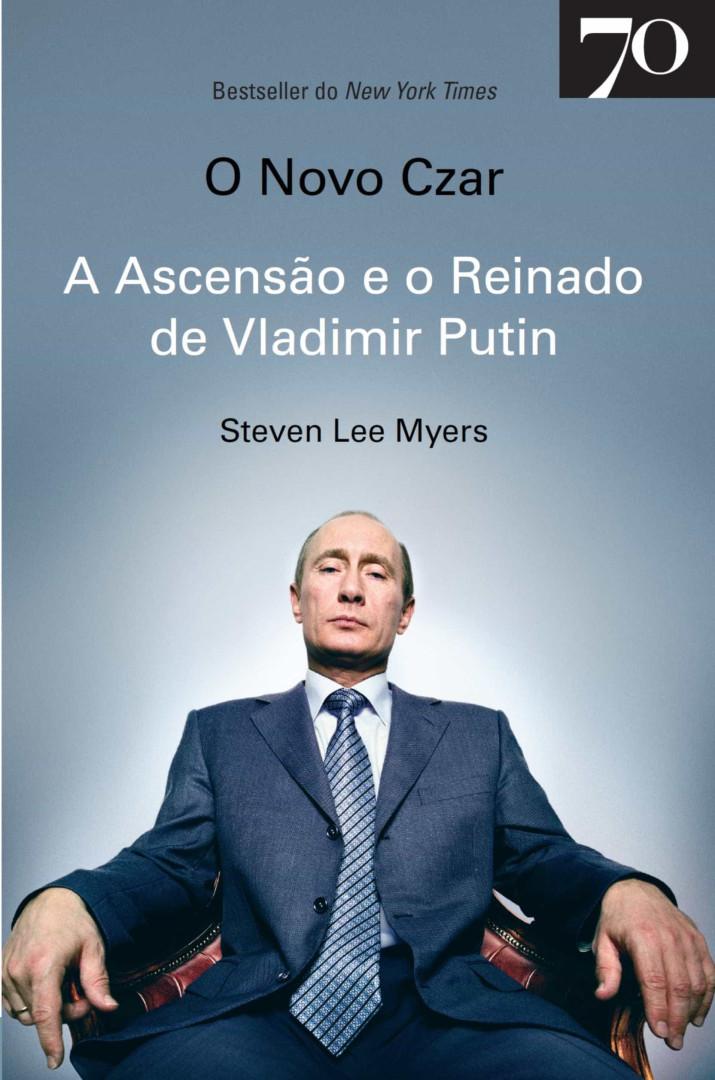 """Putin usa a história e ideologia como buffet. Vai buscar o que servir"""