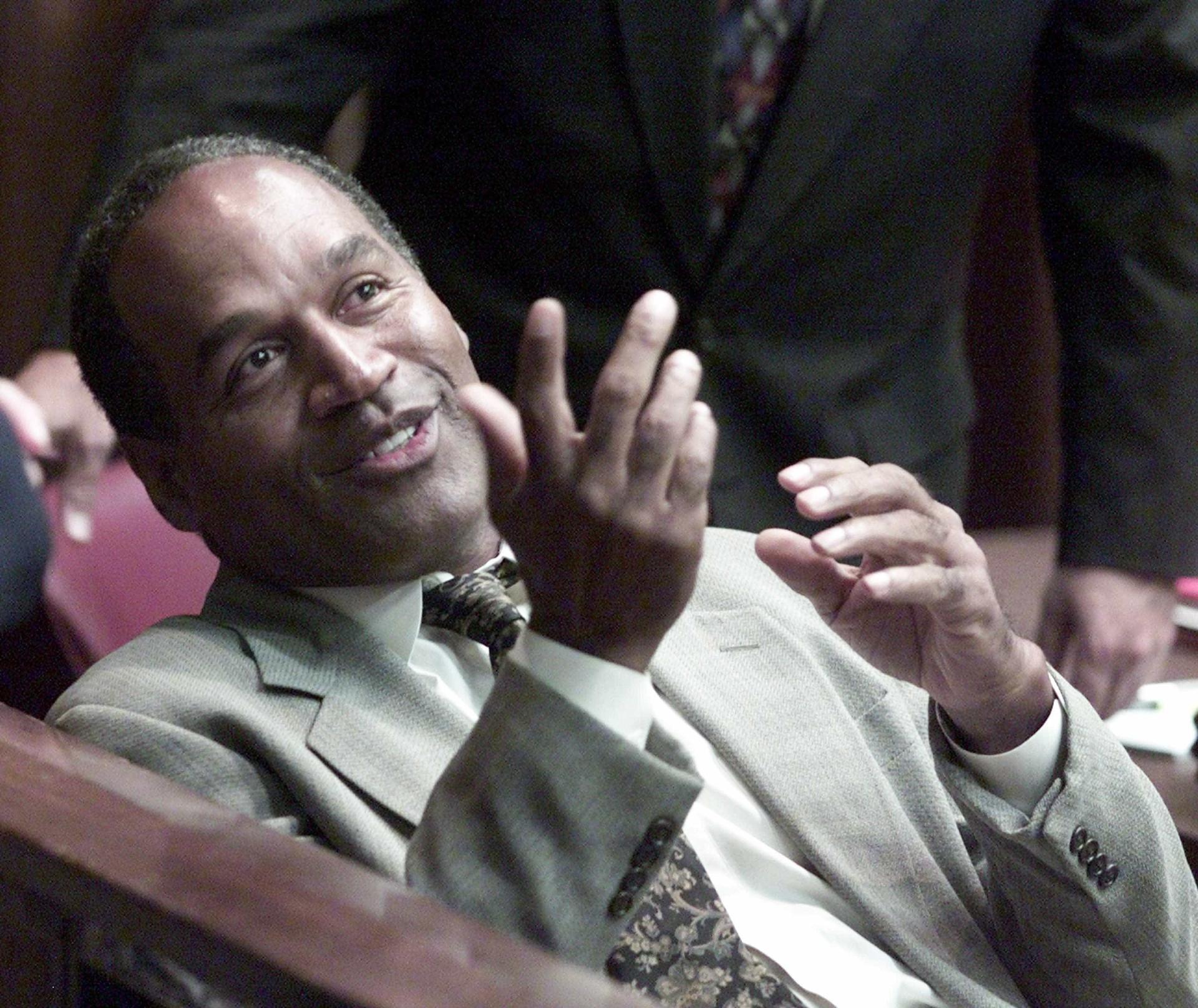 O.J. Simpson foi condenado a 33 anos mas pode sair da prisão já este ano