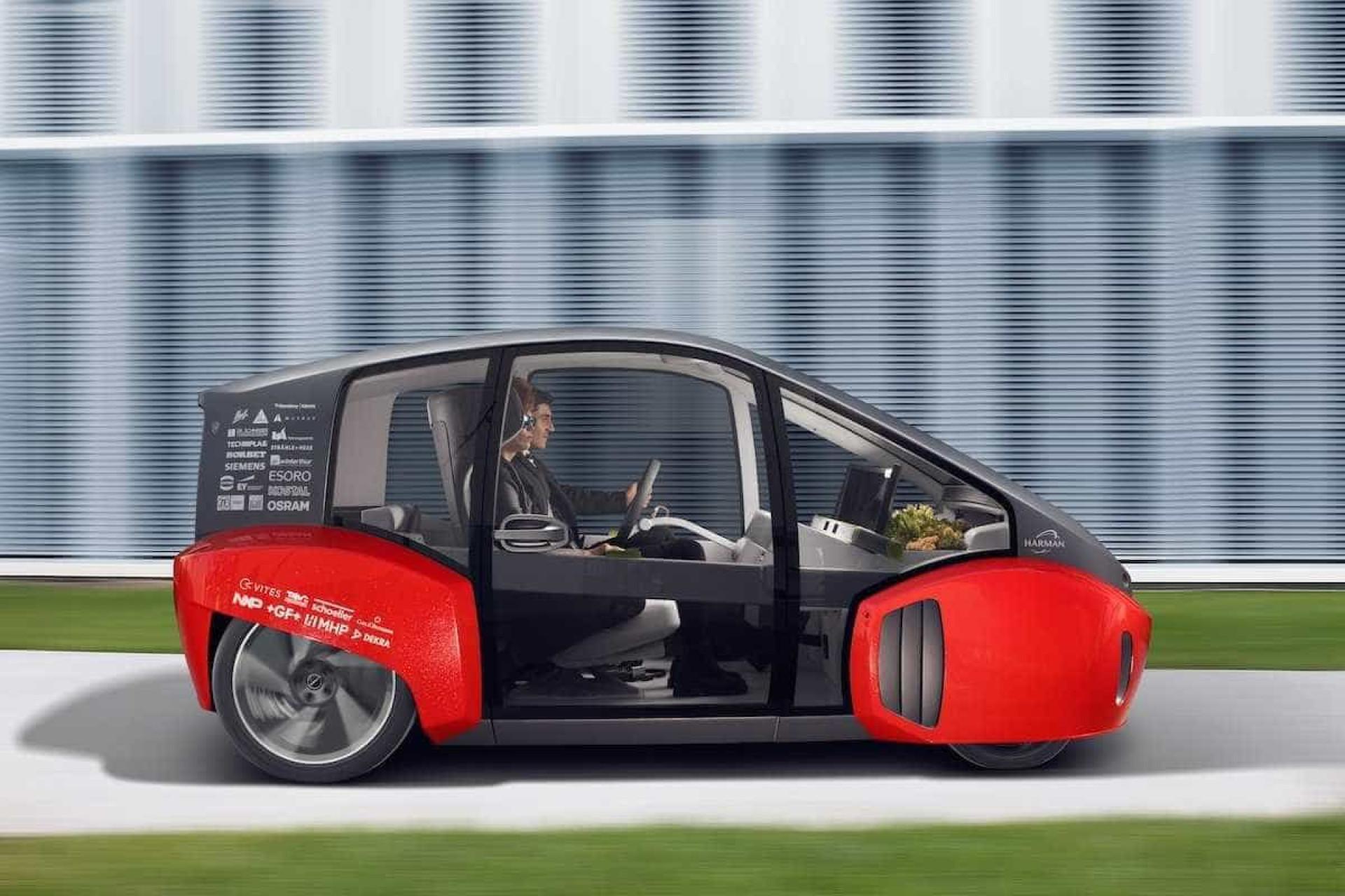 Os 'concept cars' que estão a definir 2017