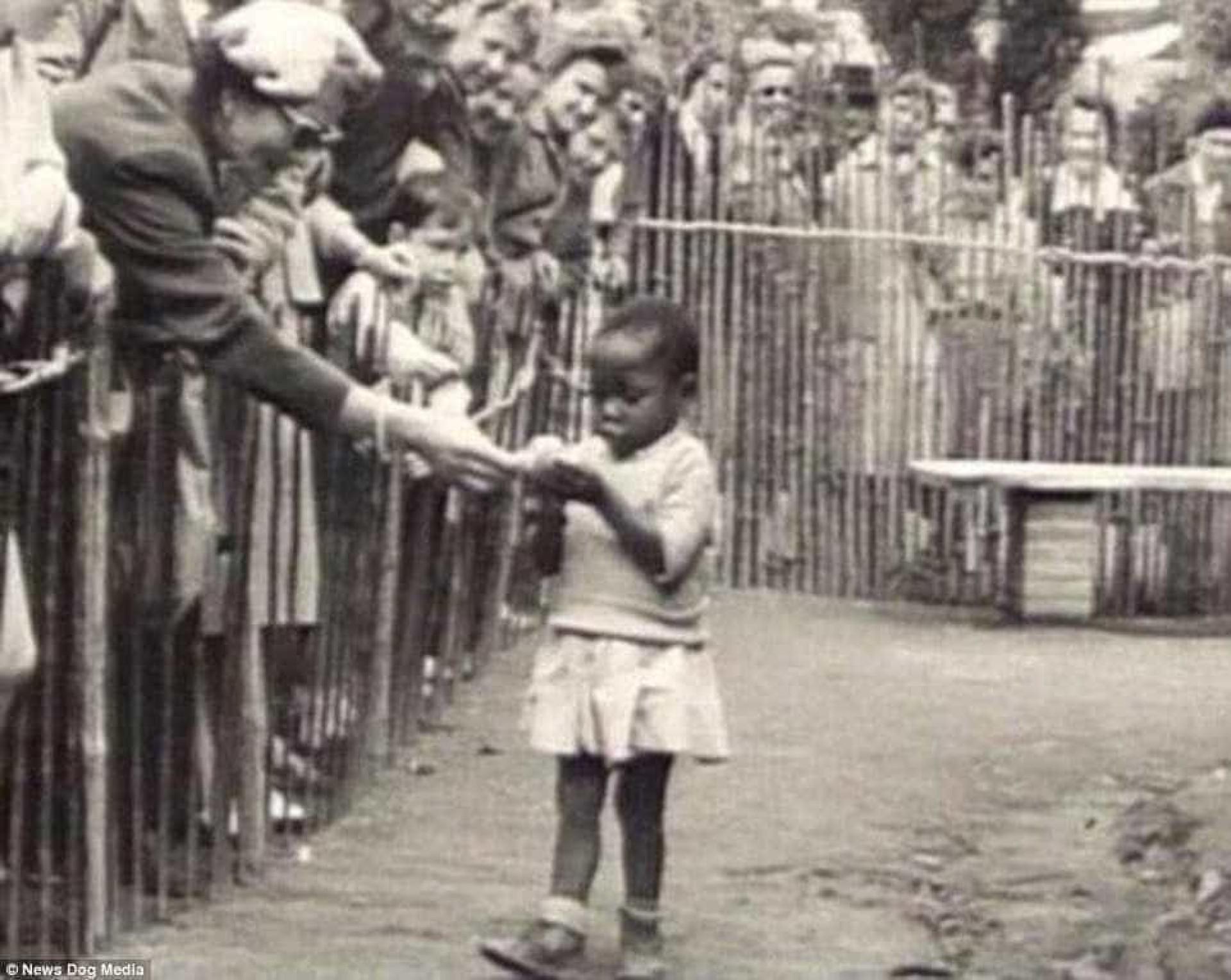 Fotografias chocantes dos 'zoológicos humanos' do início do século XX