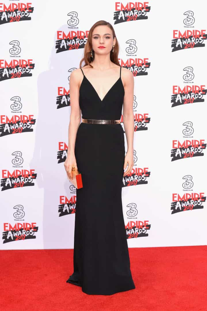 Celebridades animam a noite de Londres durante os 'Empire Awards'