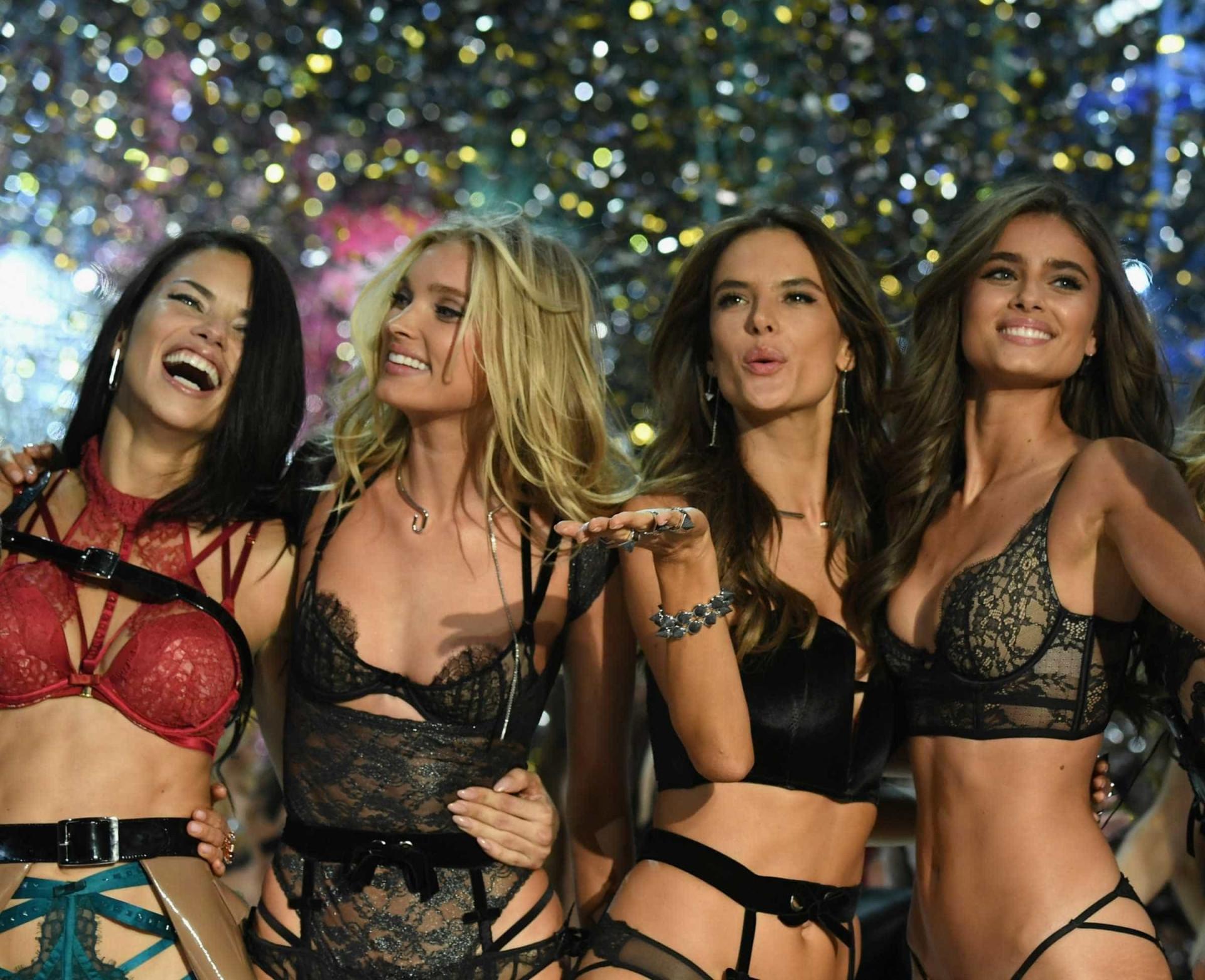 O que é preciso para namorar com uma modelo da Victoria's Secret?
