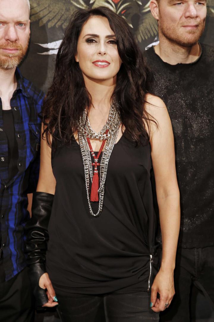 As mais belas 'deusas' do rock. Música (e não só) é com elas