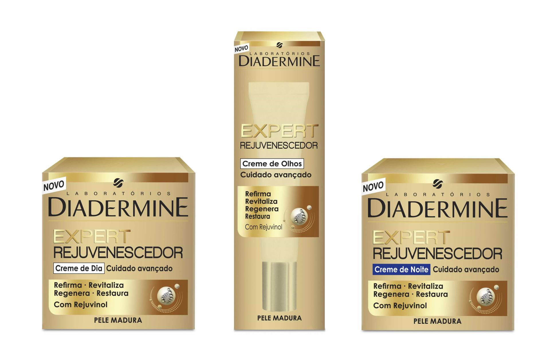 Diadermine lança gama com tecnologia vencedora de Nobel