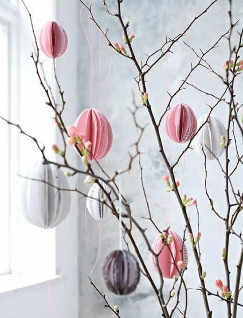 Aposte numa decoração de Páscoa e primavera. Fique com 15 ideias