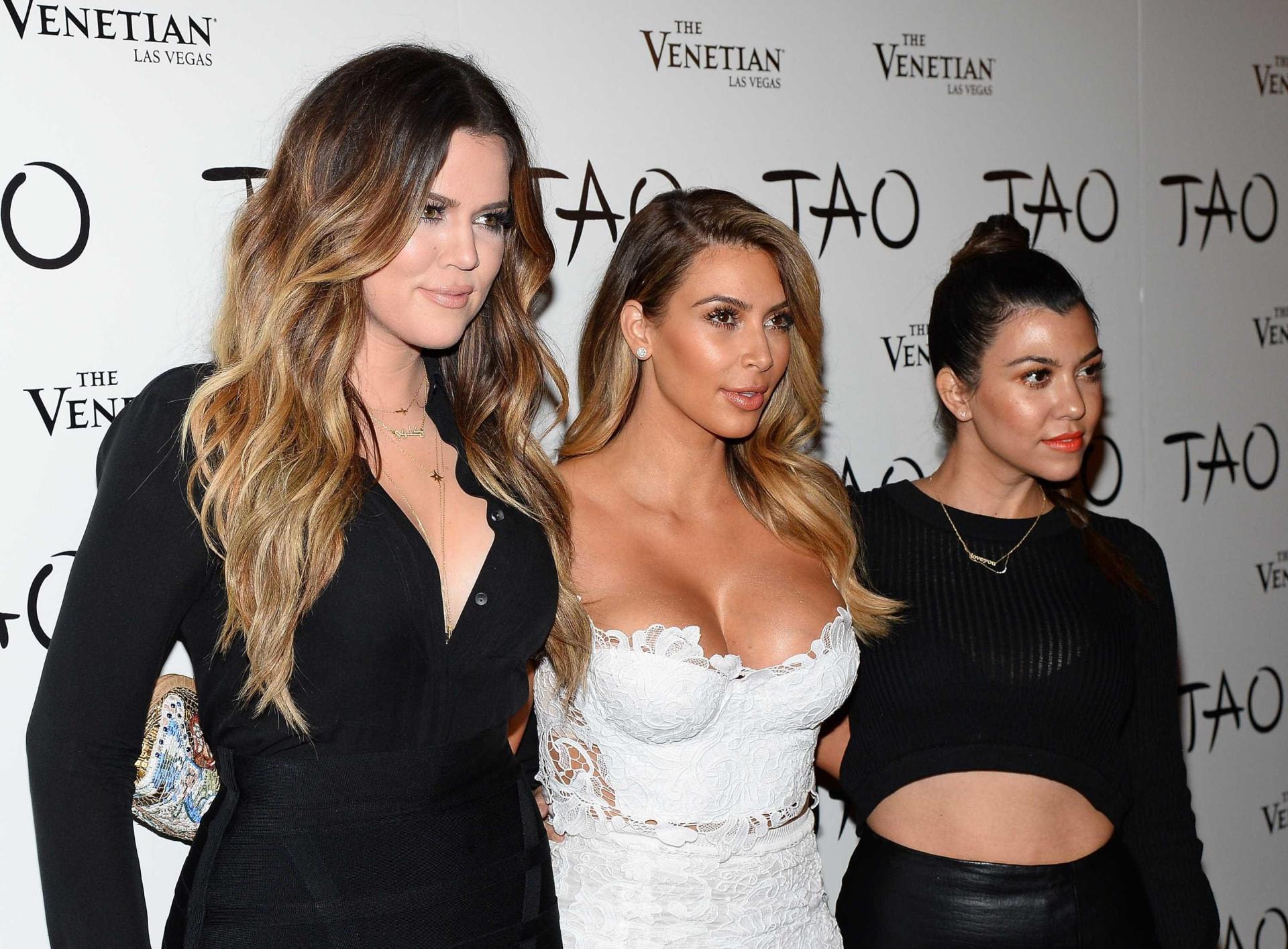 Kardashian sofre com falta de dinheiro