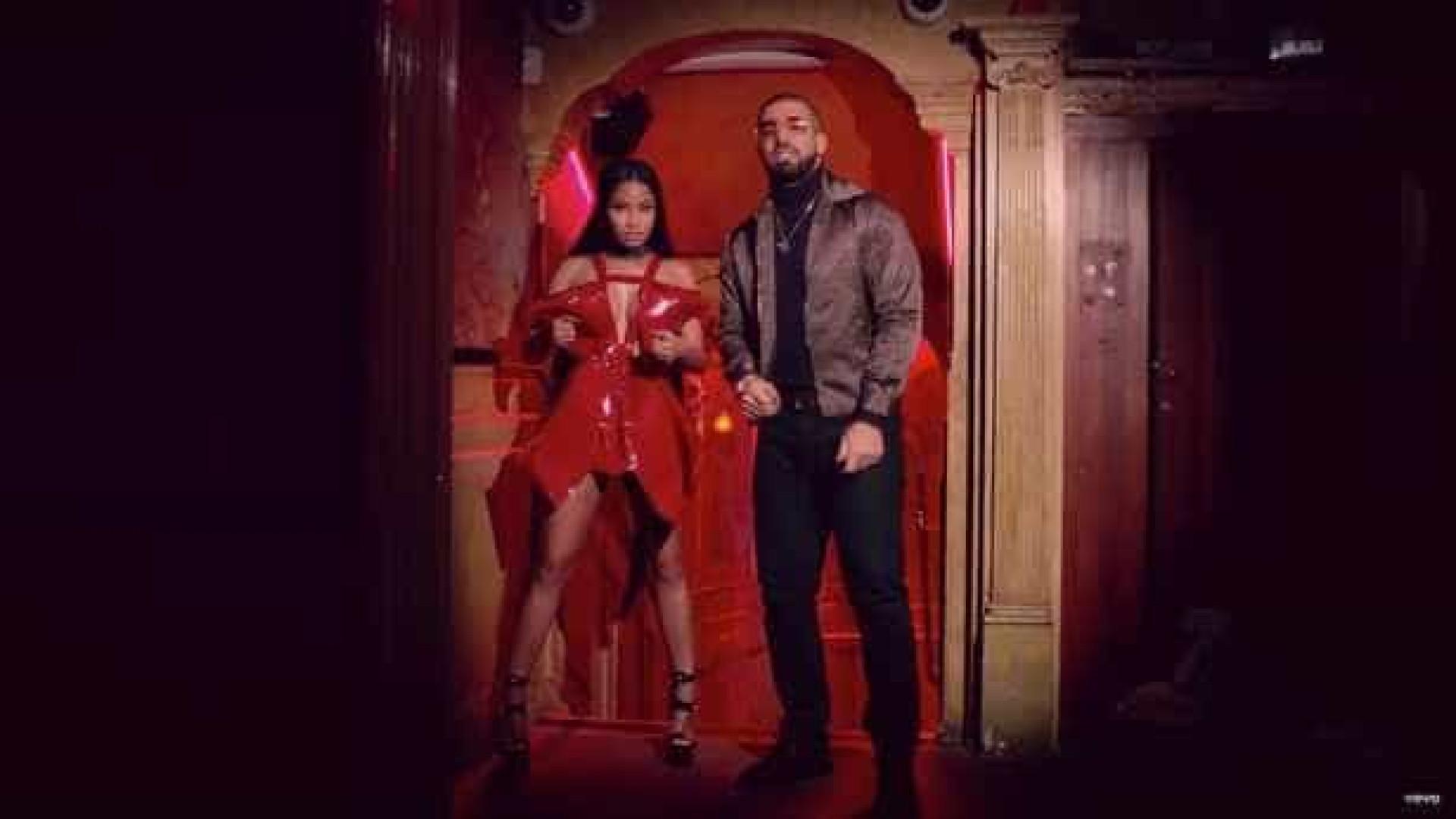 Fãs de Nicki Minaj acharam este videoclipe de mau gosto. Sabe porquê?