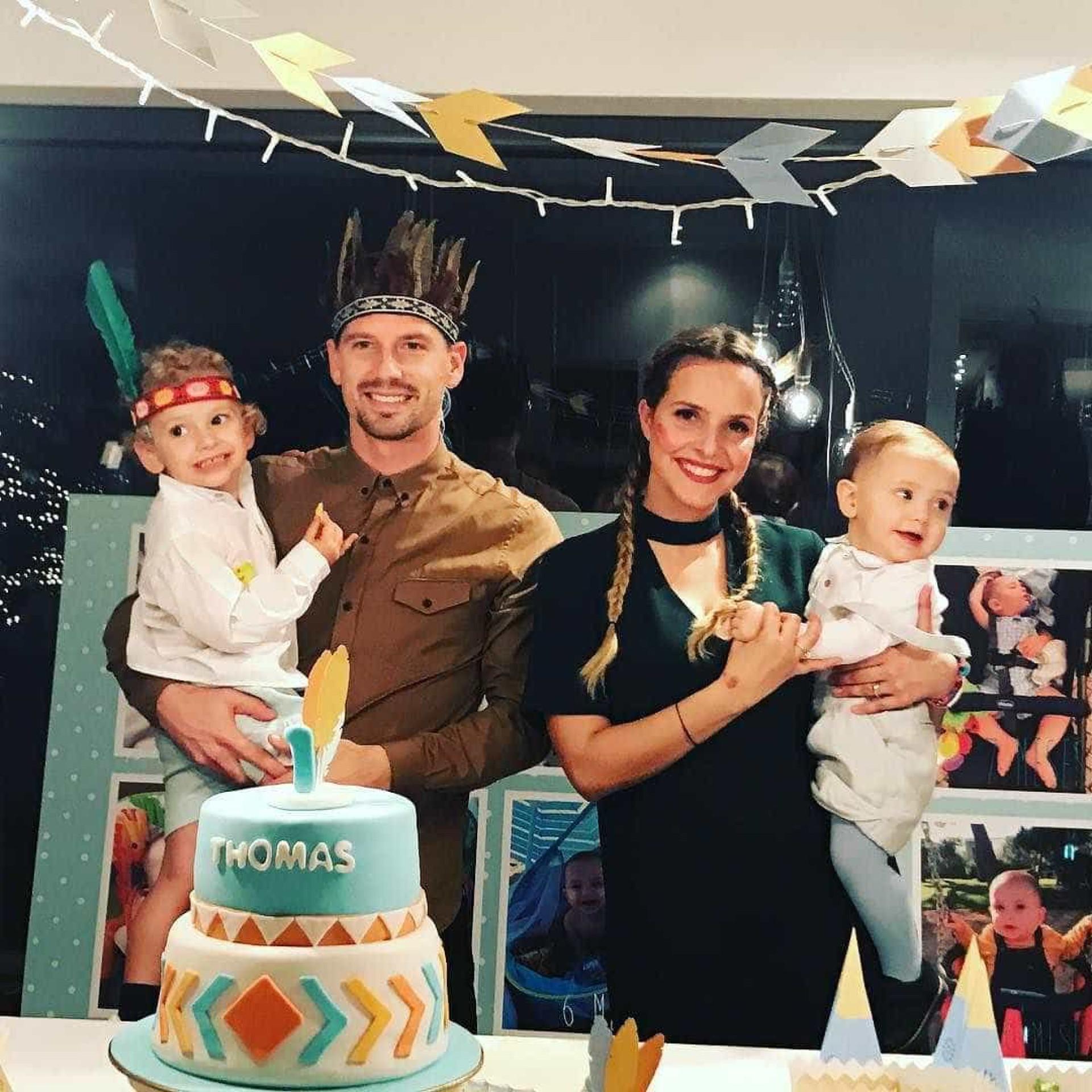 """Mulher de Adrien revela: """"Queremos ter mais filhos"""""""