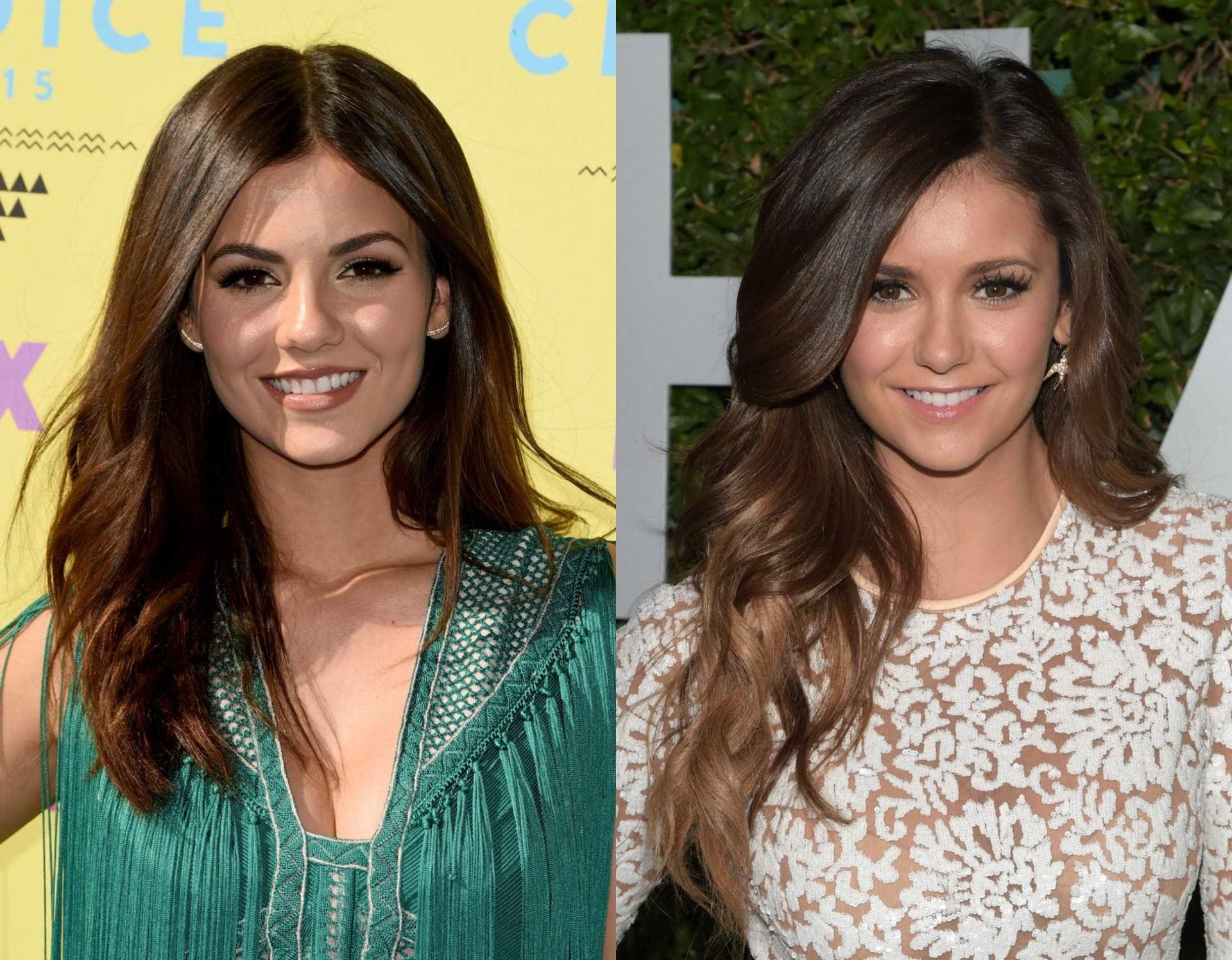 Será que estas celebridades foram separadas à nascença?