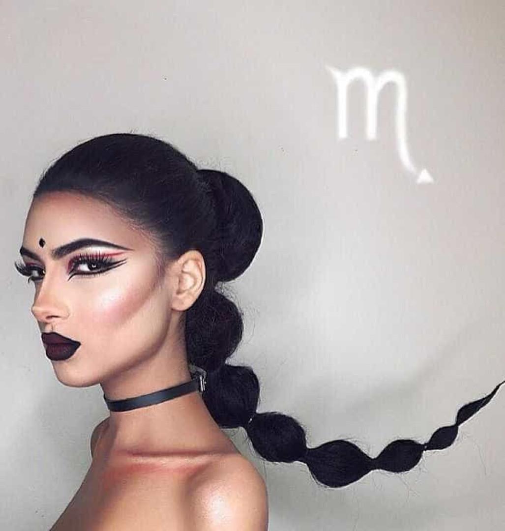 Maquilhadora inspira-se nos signos do zodíaco para criar 12 looks únicos
