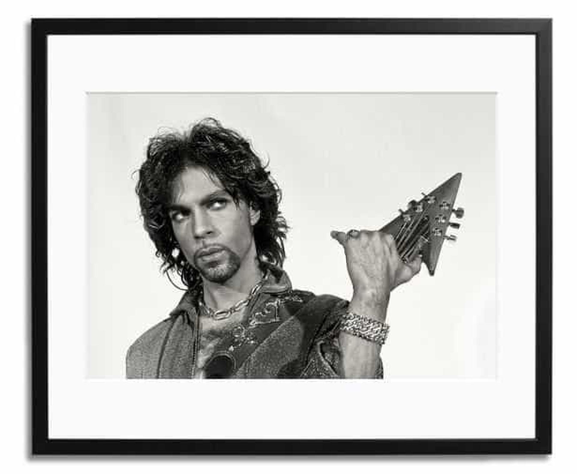 Reveladas fotografias inéditas de Prince