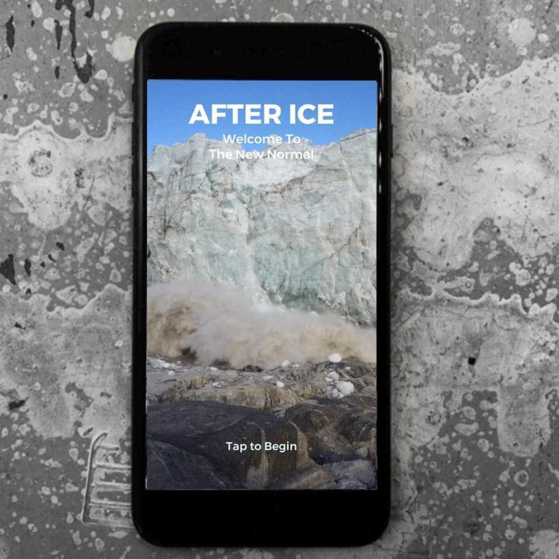After Ice, uma app divertida que o vai deixar a pensar