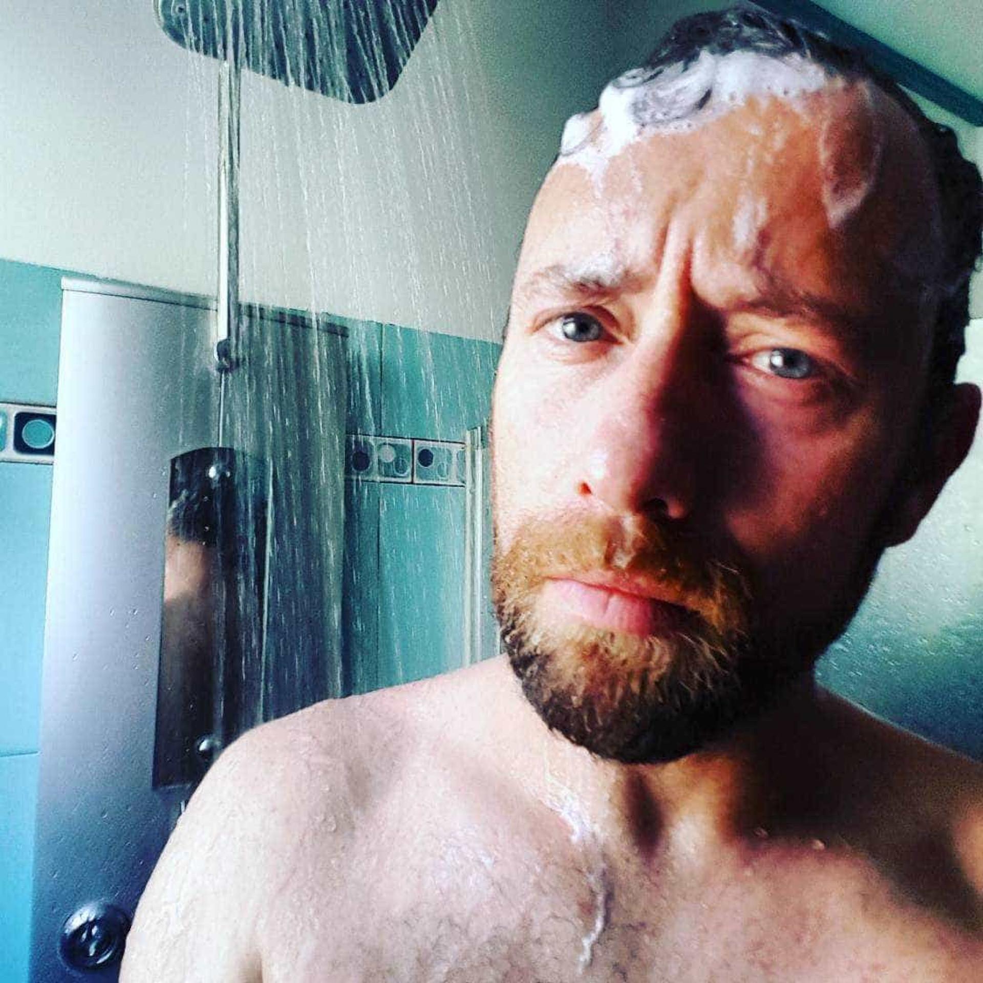 Nuno Pardal publica foto no banho