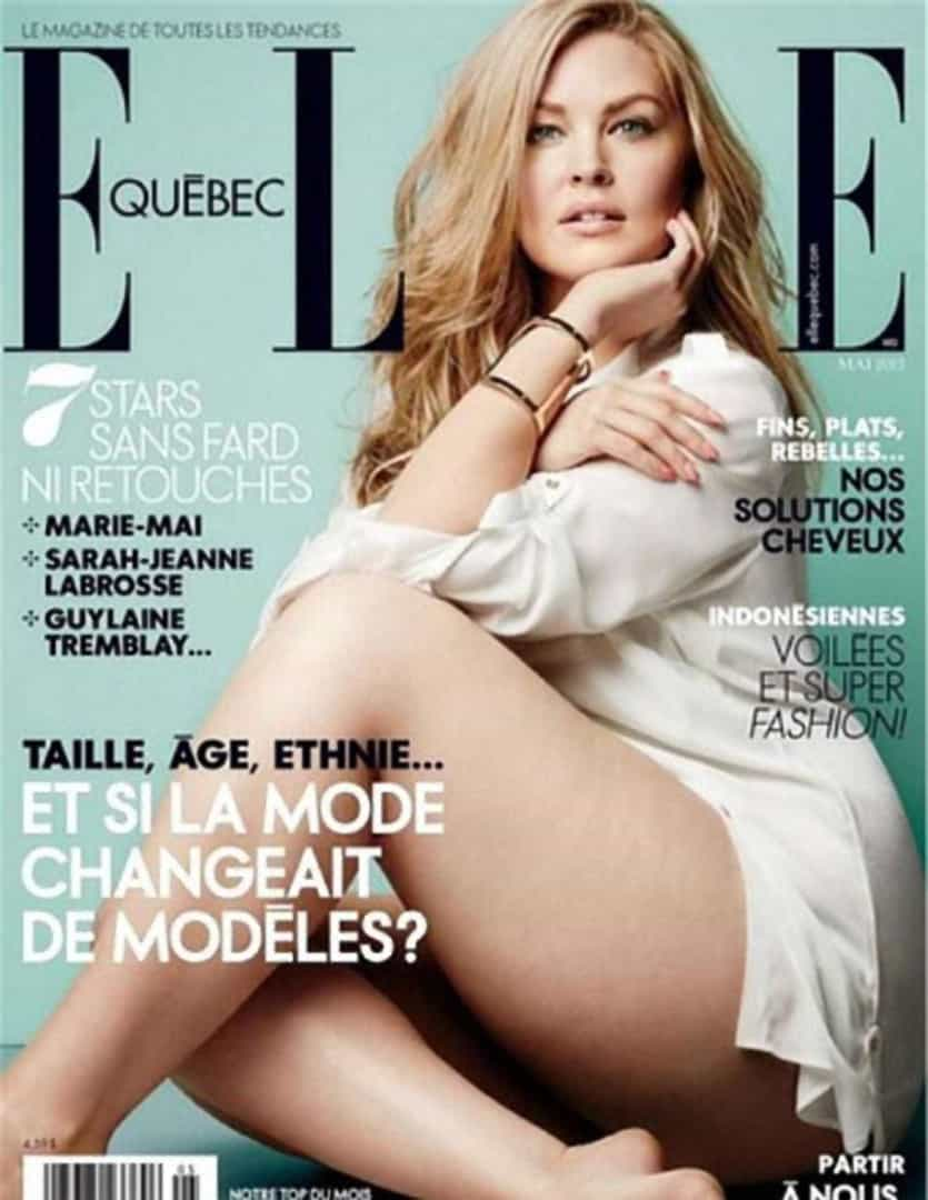 As modelos plus size mais famosas do mundo