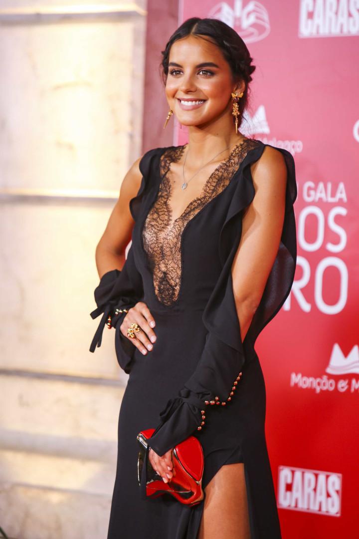 Cristina e Ronaldo são os 'Melhores Vestidos de Portugal em 2017'